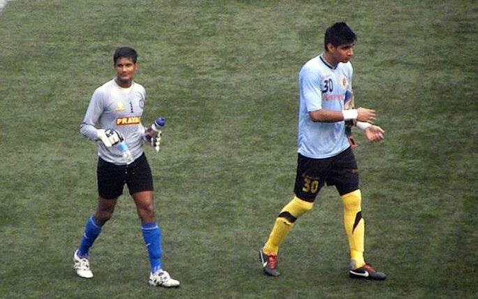 Gurpreet Singh Sandhu, Subrata Pal