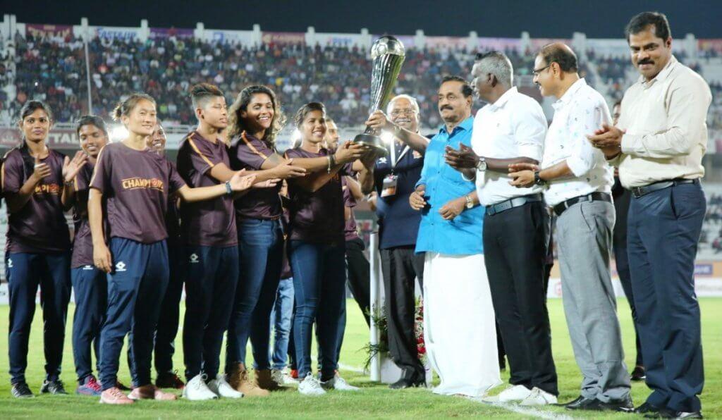 IM Vijayan, Sharaf Ali, Gokulam Kerala FC
