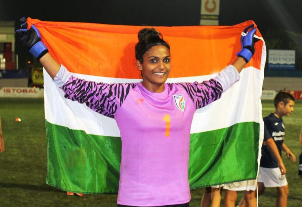 Aditi Chauhan, India Women's National Team