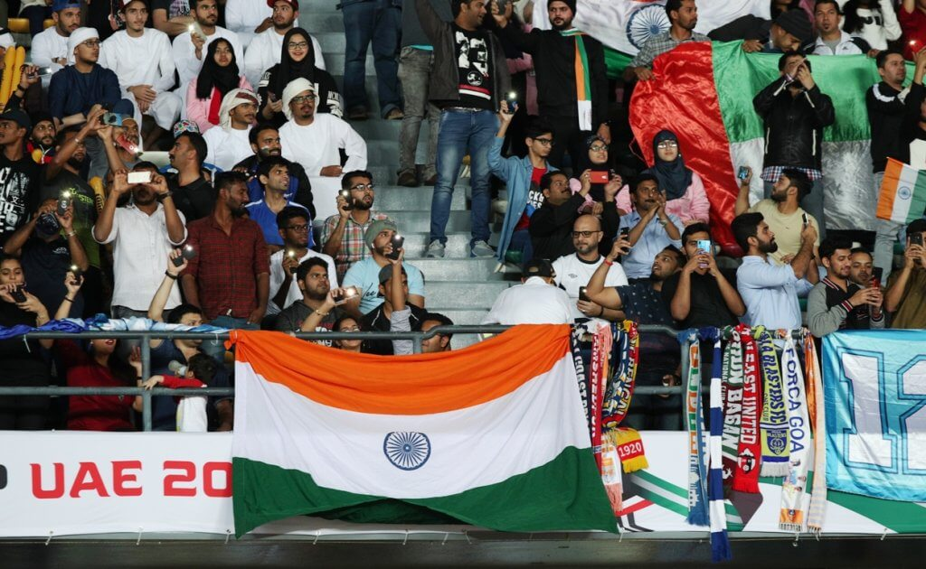 AFC Asian Cup 2027, India, AFC