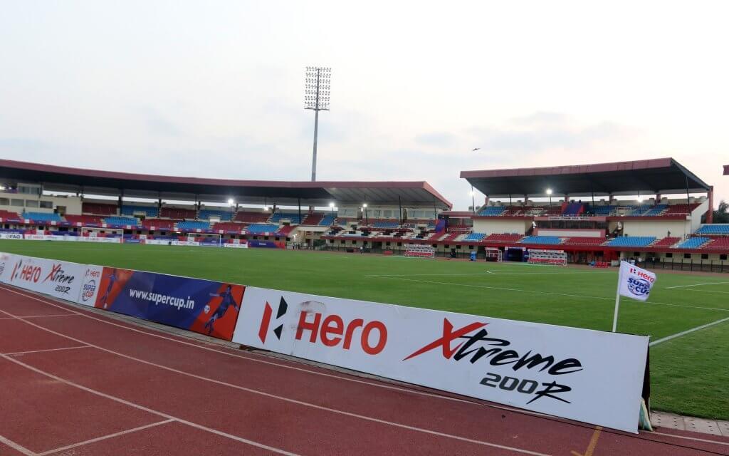 Kalinga Stadium Bhubaneswar