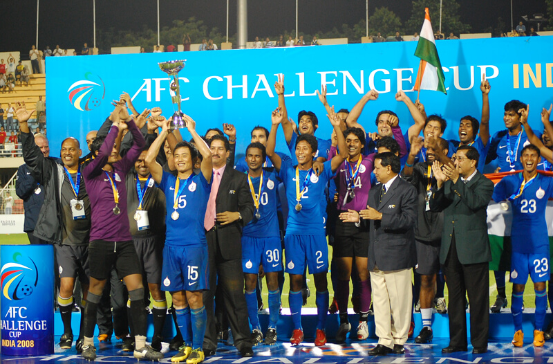 AFC Challenge Cup 2008