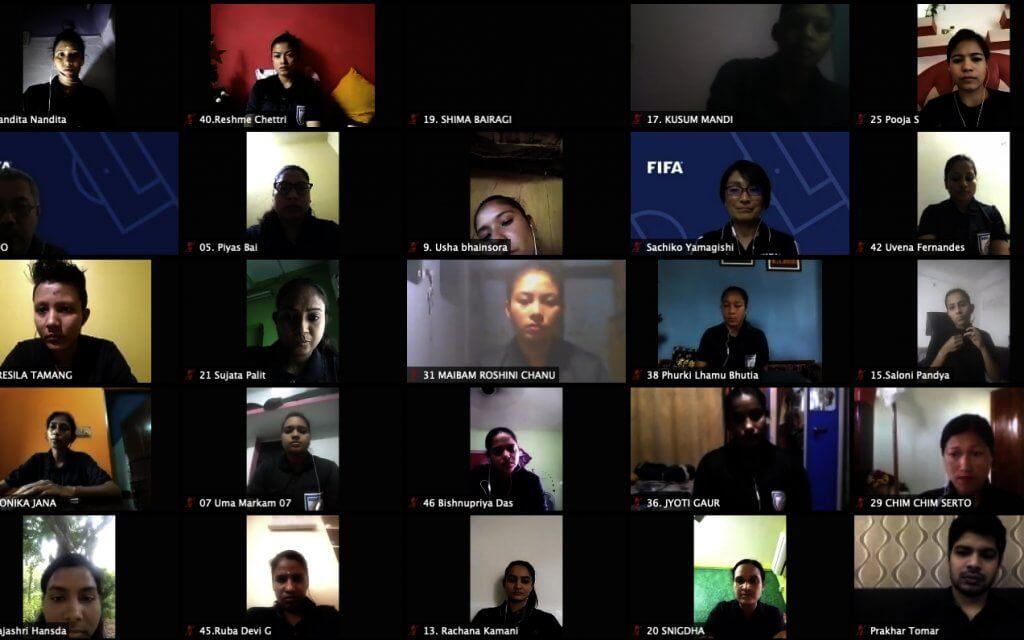 Referee course FIFA MA