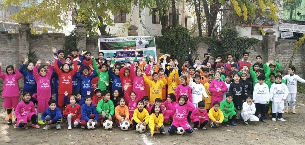 Golden Baby Leagues, Pulwama, JKFA