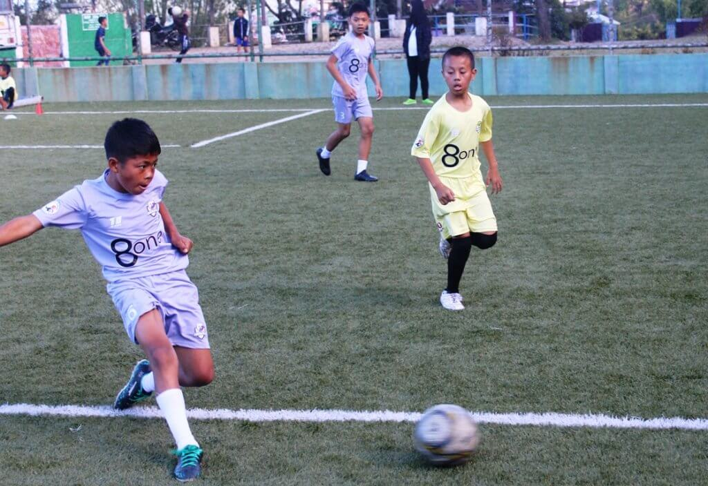 Champei, Meghalaya, Golden Baby Leagues, 8One Foundation
