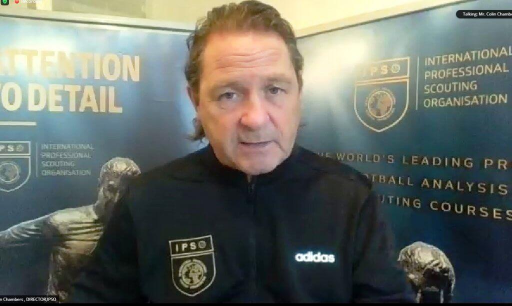 Colin Chambers, Internationasl Virtual Coaching Conference