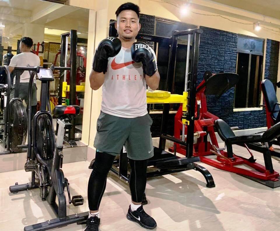 Jeje Lalpekhlua, Blue Tigers, Boxing