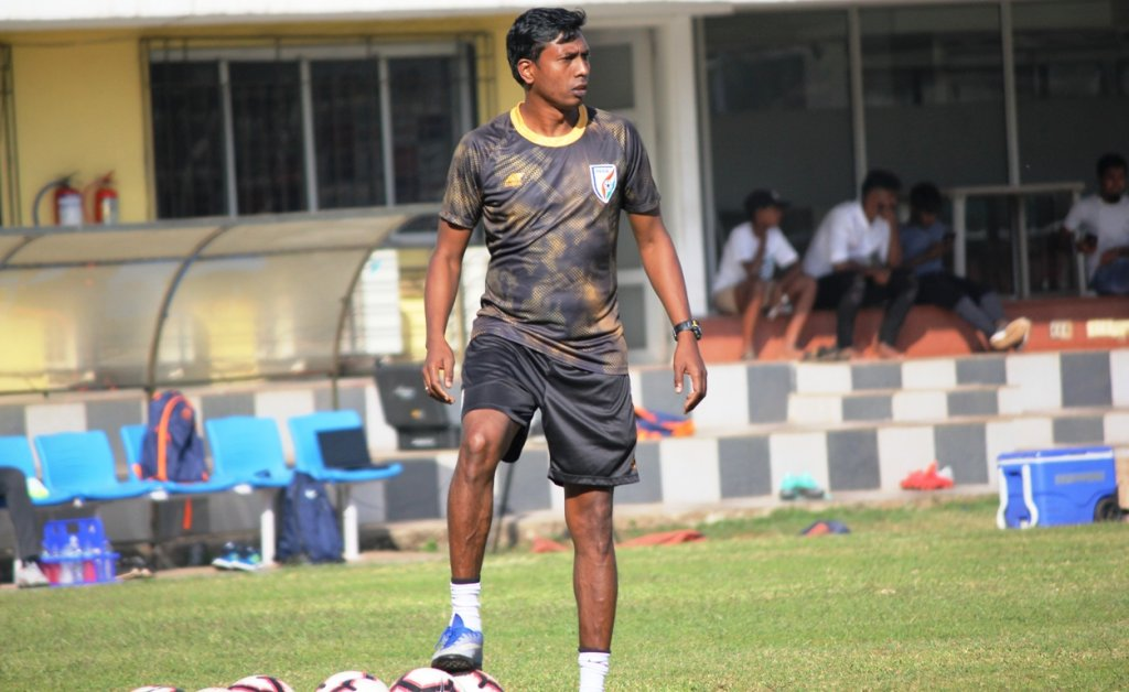 Venkatesh Shanmugam, Indian Arrows, IFA Shield