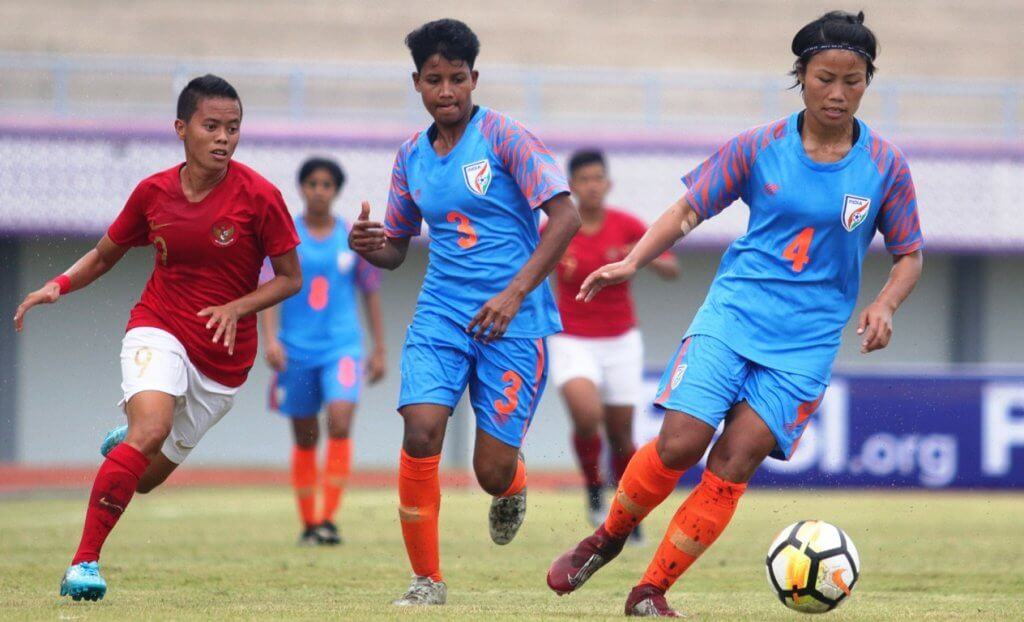 Ashalata Devi, Rangers FC, Bala Devi, India Women's Senior National Team, Women's Football