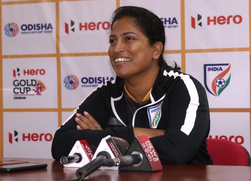 Maymol Rocky, India Women's Senior National Team