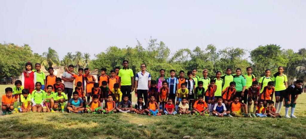 Shondanga, Nabadwip, Golden Baby Leagues, Bhupendranath Pal, West Bengal